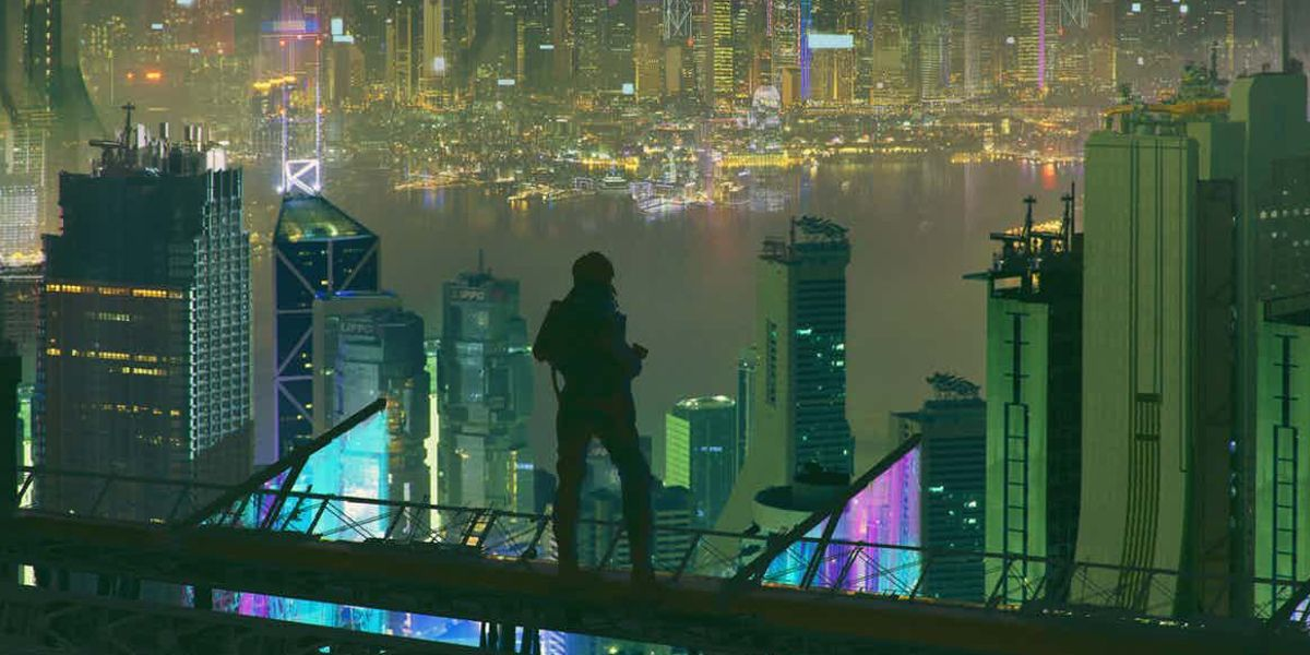 Ghost In The Shell Unused Promotional Material
