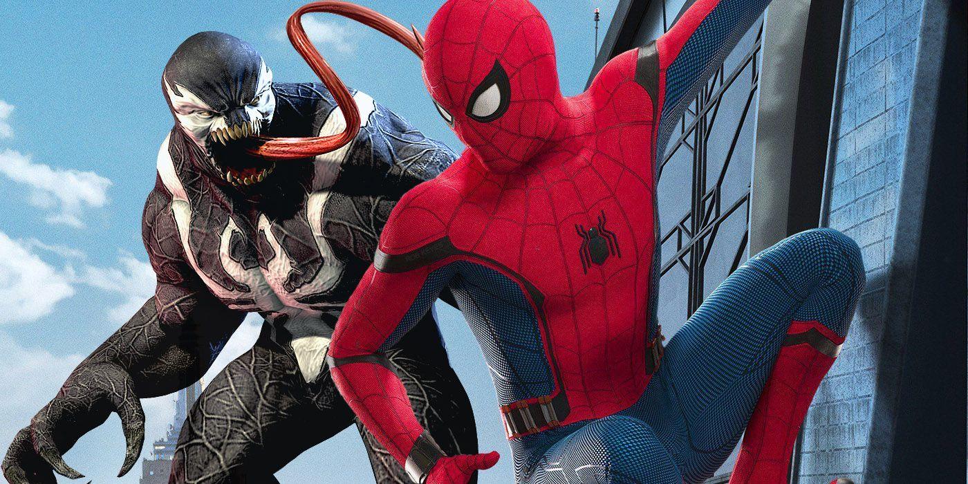 Is sony 39 s venom movie part of the mcu screenrant - New spiderman movie wallpaper ...