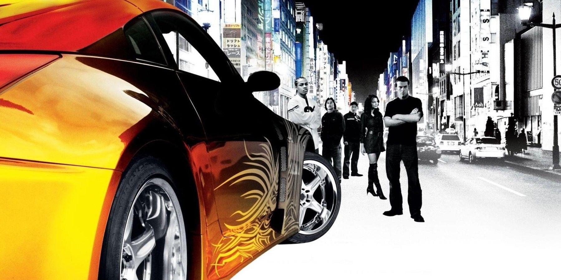 Tokyo Drift Kinox