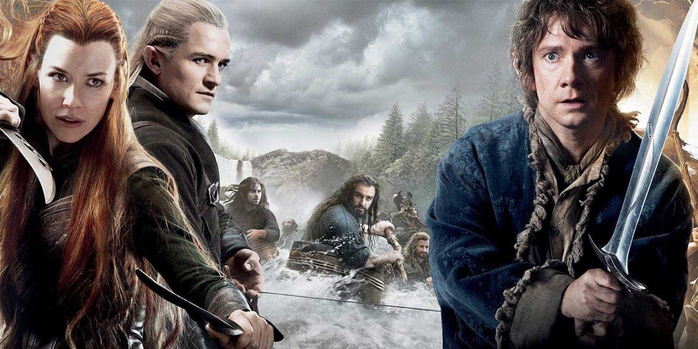 The Hobbit: Worst Book To Movie Changes | ScreenRant
