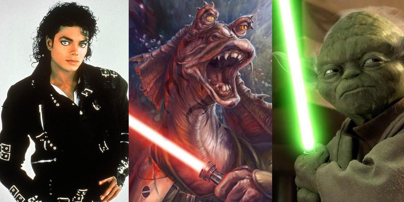 Things You Never Knew About Jar Jar Binks | ScreenRant