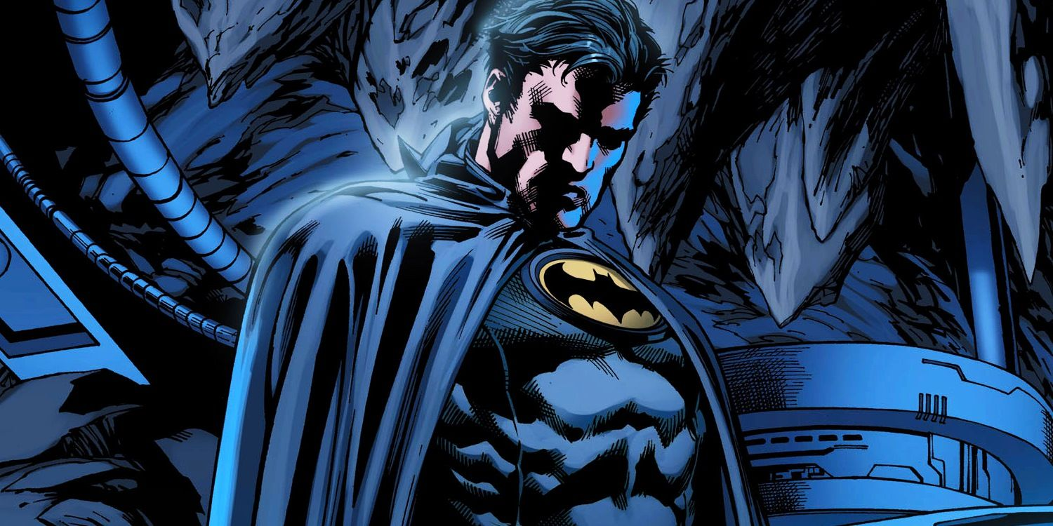 DC Confirms The Real Reason Nobody Knows Bruce Wayne is Batman
