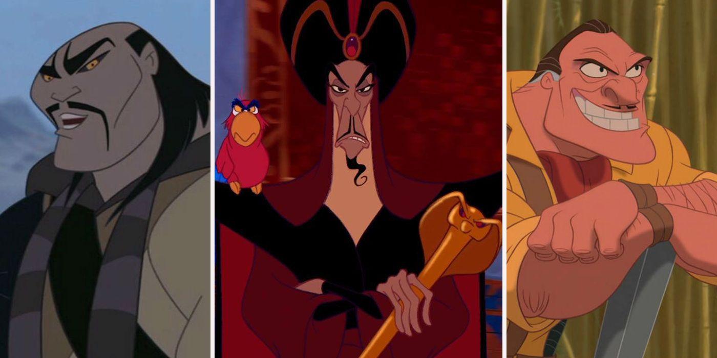 Disney Villains Who Actually Killed Someone Screenrant