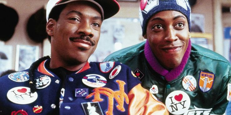 Eddie Murphy and Arsenio Hall Coming to America