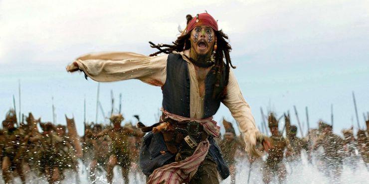 Todos os filmes de Piratas do Caribe ranqueados do melhor para o pior 2