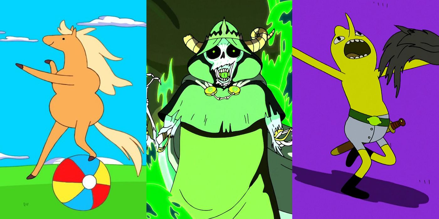 adventure time s best guest characters screenrant