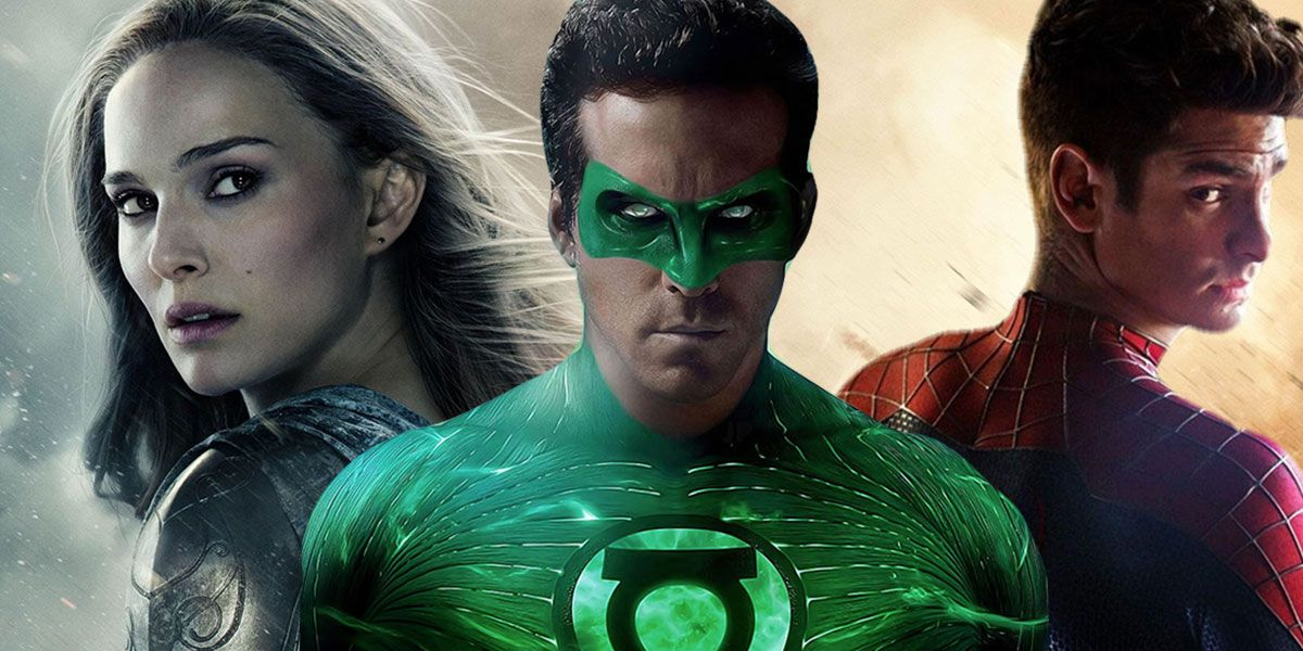 Top 10 Best Cast Characters in Superhero Comic Book Movies
