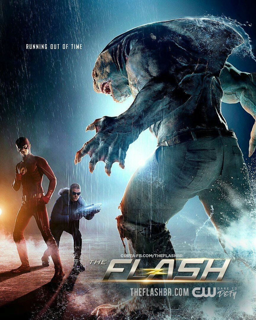 Populair The Flash 'Infantino Street' Trailer & Poster   ScreenRant &LH46