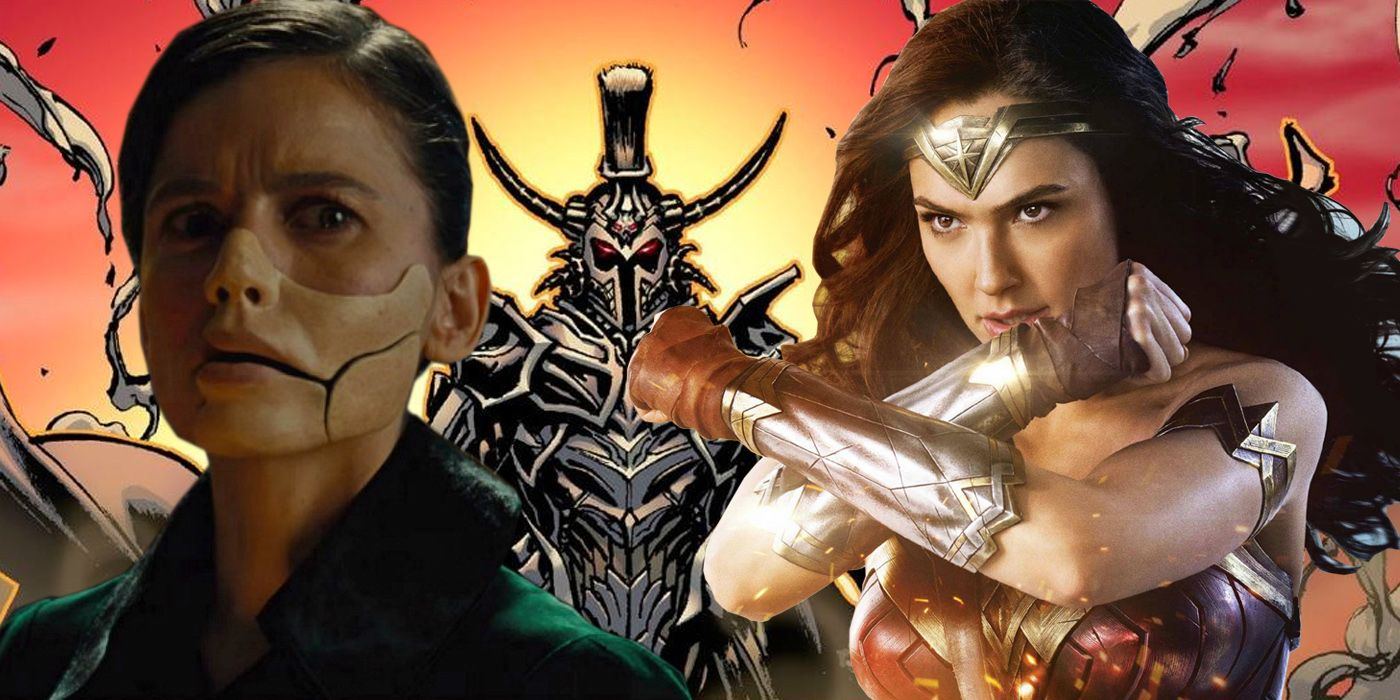 Who Is The Real Villain Of Wonder Woman Screen Rant