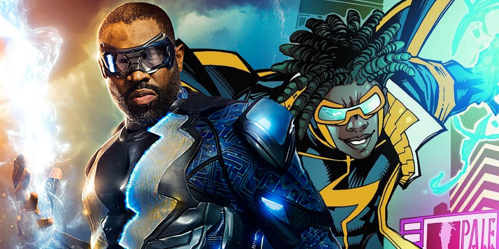 Static Shock Comic Cancelled