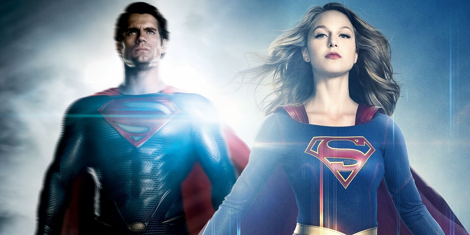 Rumor: Man of Steel 2 Will Introduce Supergirl to the DCEU