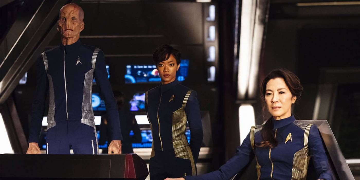 Star Trek Discovery SDCC Posters