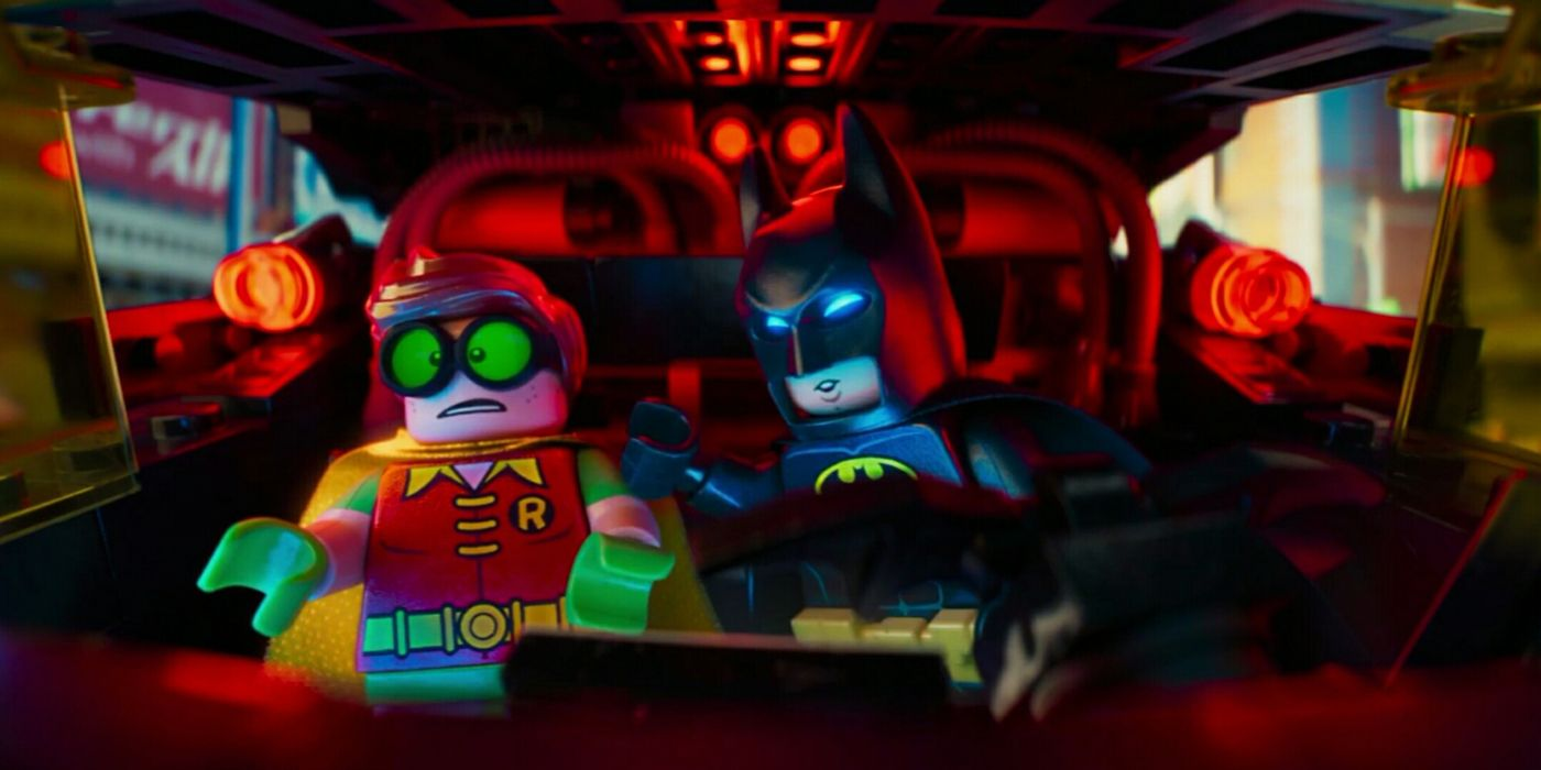 15 Reasons Why Lego Batman Is The Best Batman Movie - Seriously