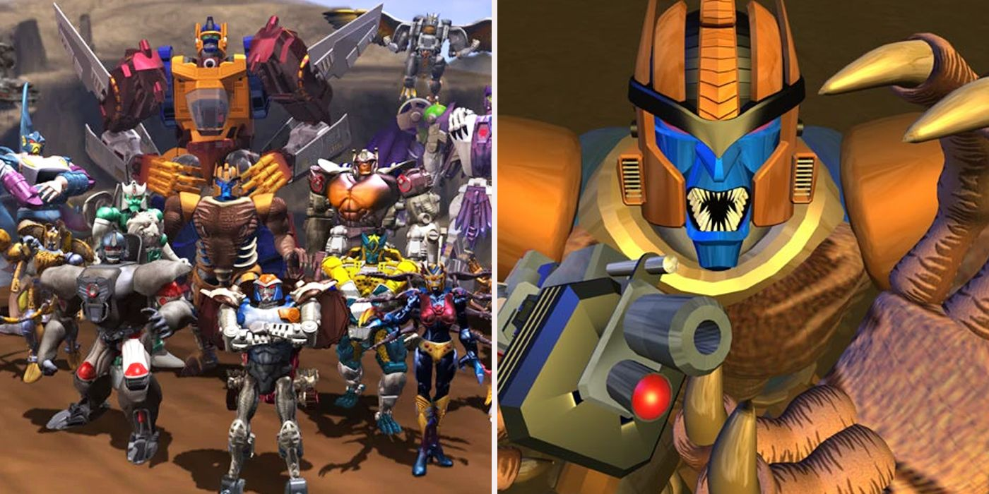 transformers facts about beast wars screenrant