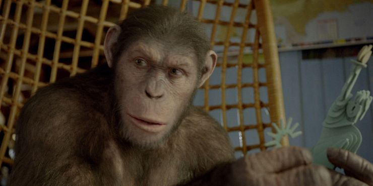 Every Single Planet Of The Apes Movie In Chronological Order