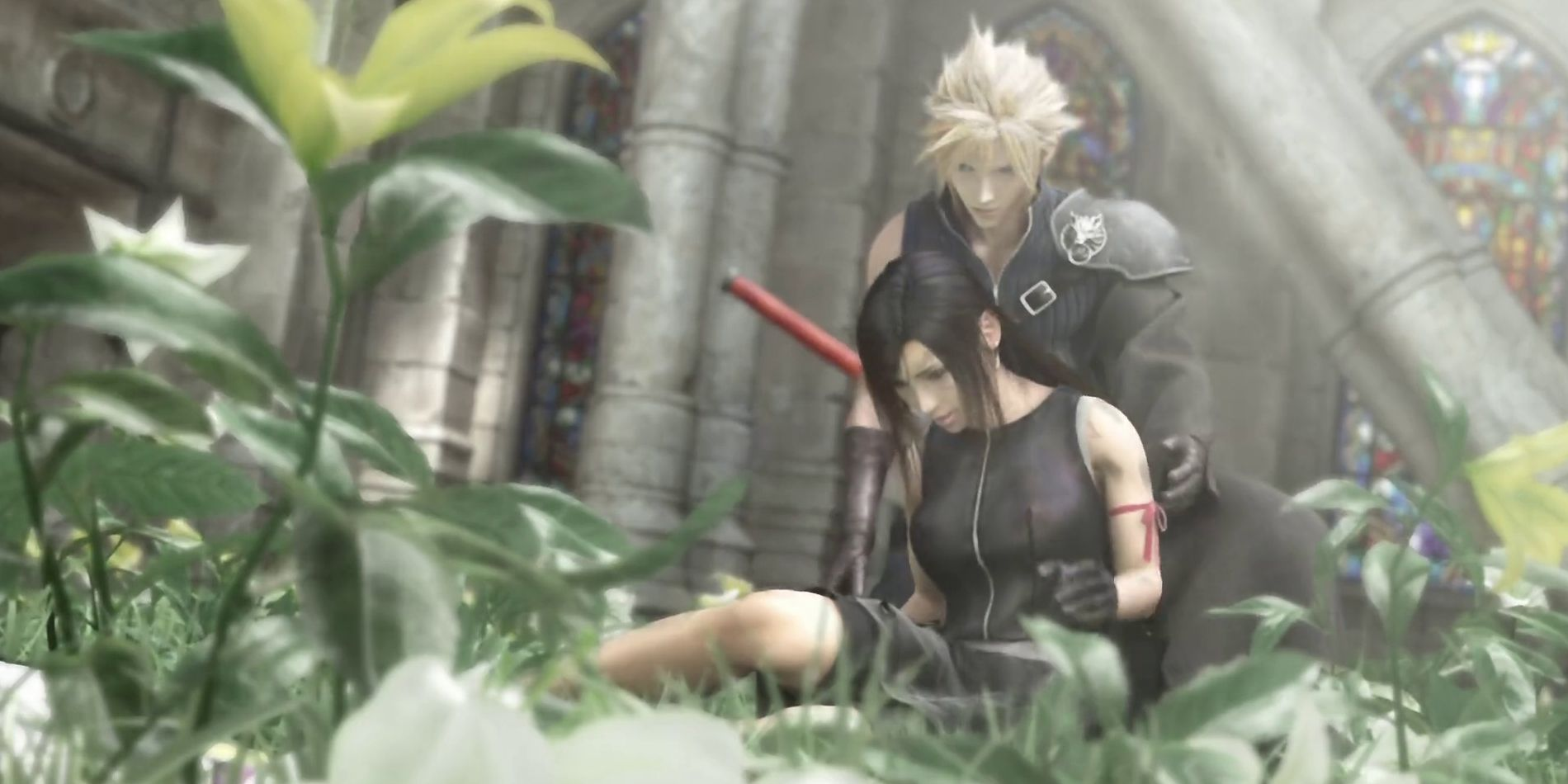 Tv And Movie News Final Fantasy 20 Strange Details About Tifa S