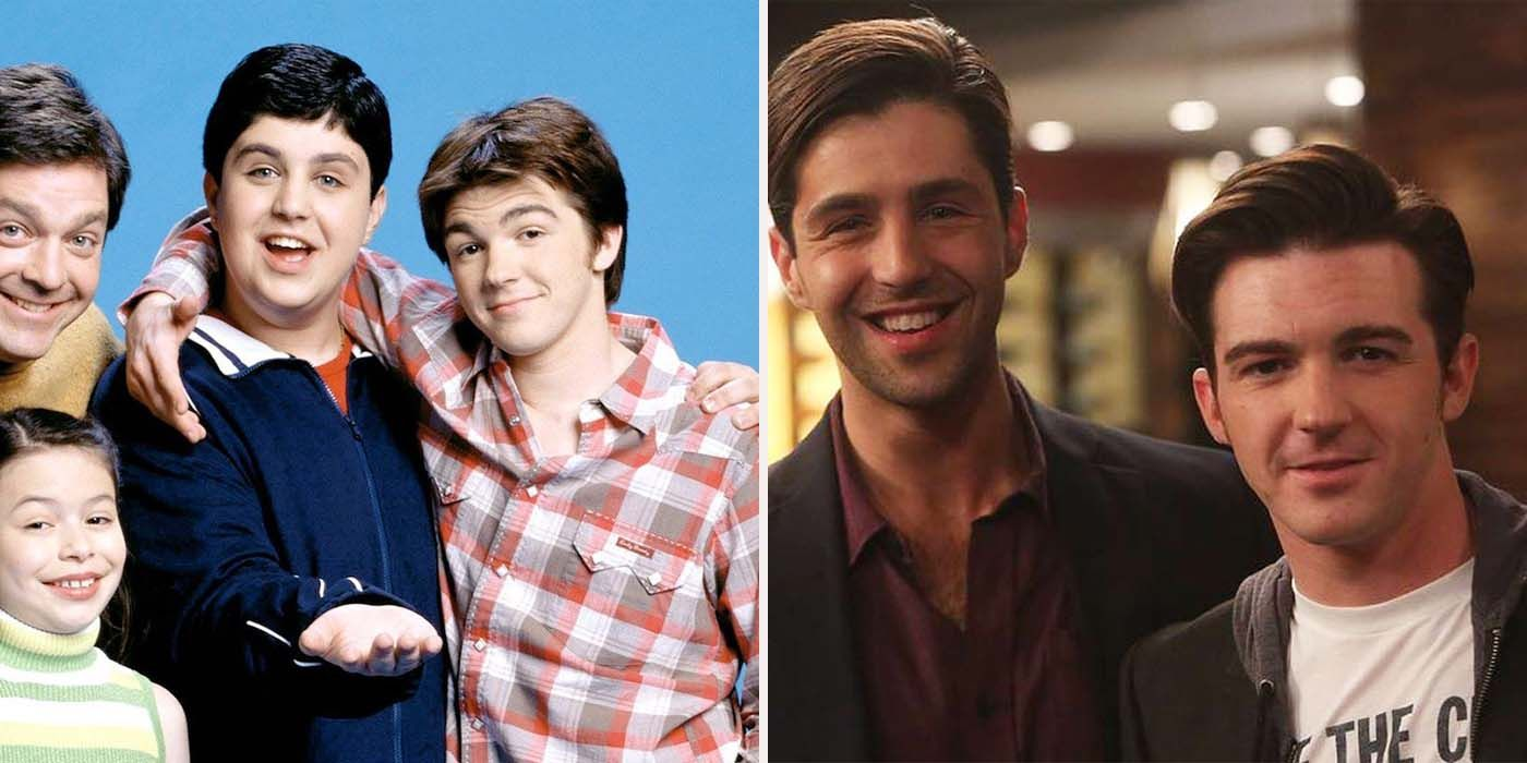 things you never knew about drake and josh screenrant - Merry Christmas Drake And Josh Movie