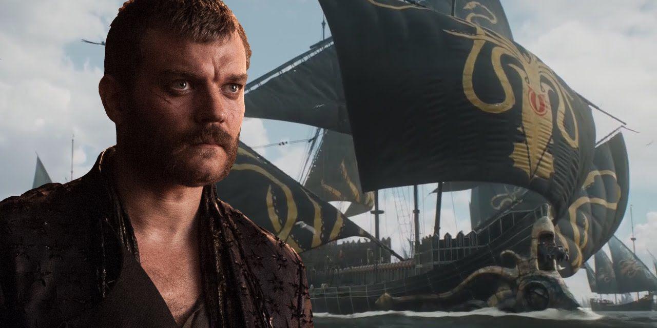 game of thrones euron greyjoy facts history screenrant