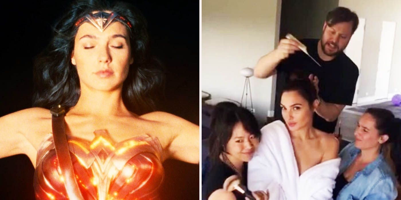Pictures That Prove Gal Gadot Is A Real Goddess Screenrant