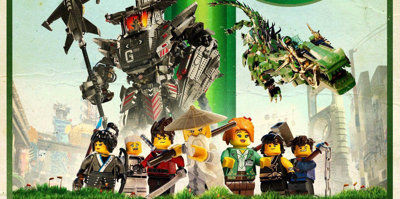 The Lego Ninjago Movie Review Screenrant