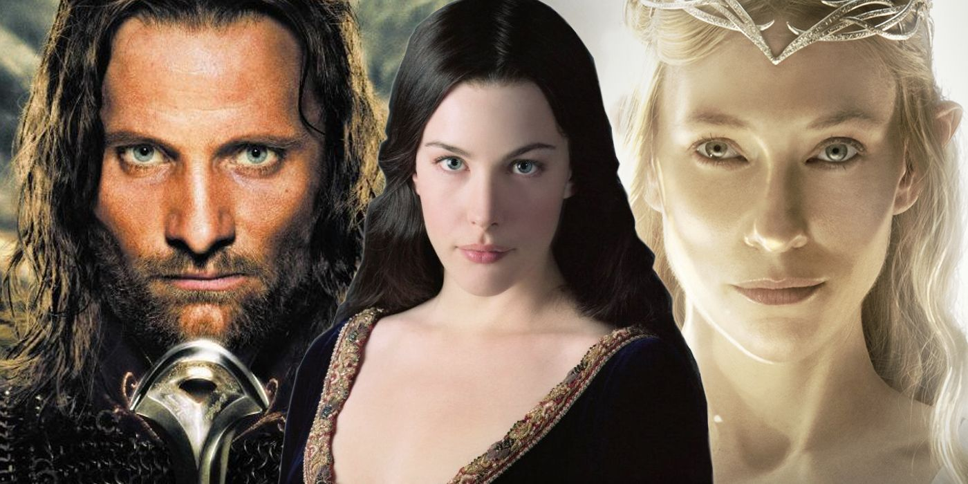 lord of the rings facts about arwen screenrant
