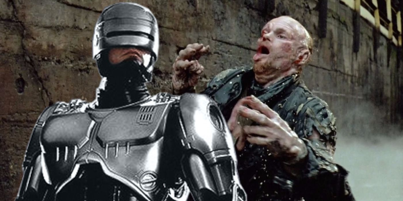 18 Things You Never Knew About Robocop | ScreenRant