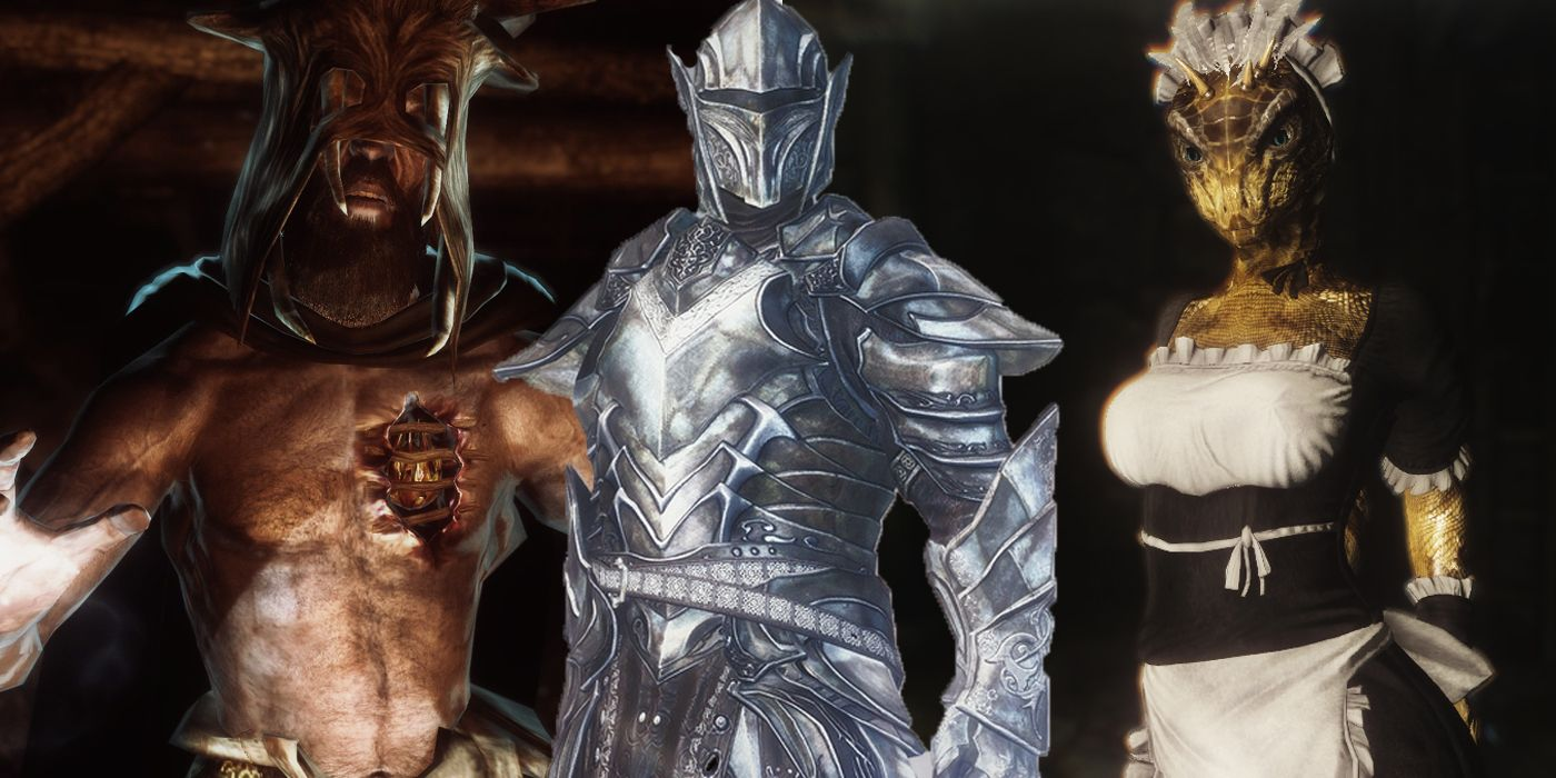 Things You NEVER Knew You Could Do In Skyrim | ScreenRant