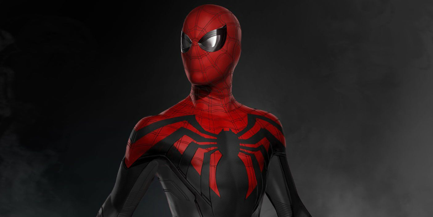 & Alternate Design for Spider-Man in Homecoming | ScreenRant