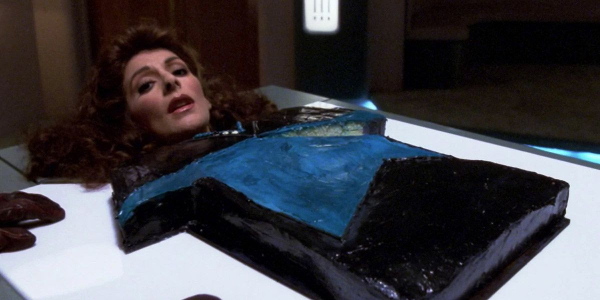 10 Most Bizarre Star Trek Episodes Of All Time, Ranked