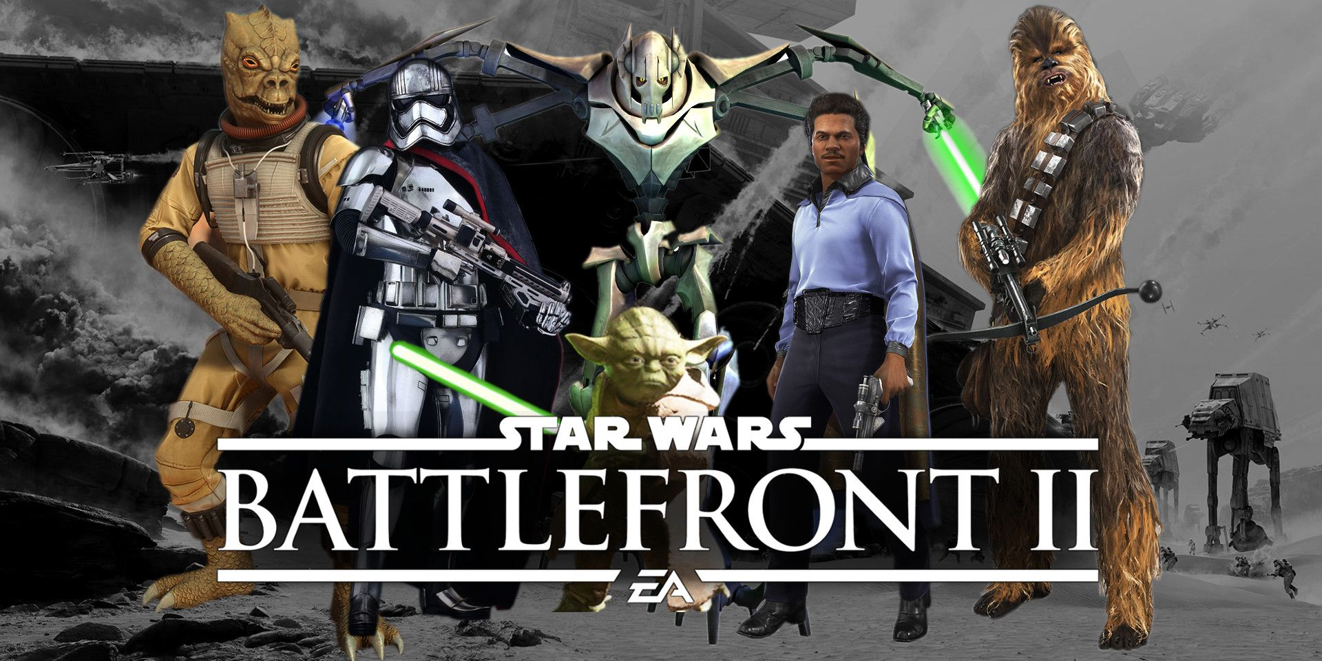 New Details On Playable Battlefront Characters Screen Rant