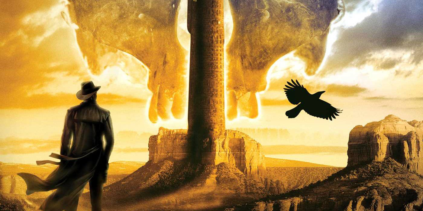 Why Dark Tower Is Stephen King S Magnum Opus Screen Rant