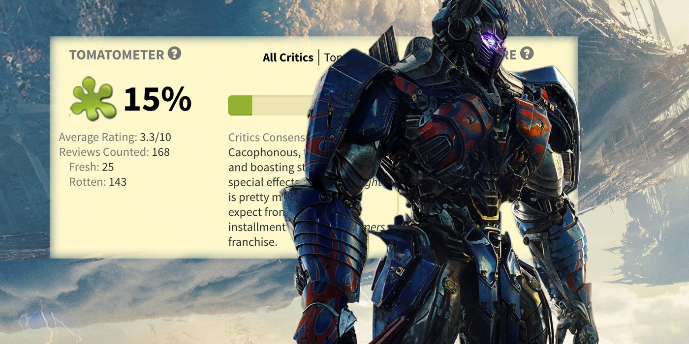 what the transformers 5 reviews are missing screenrant