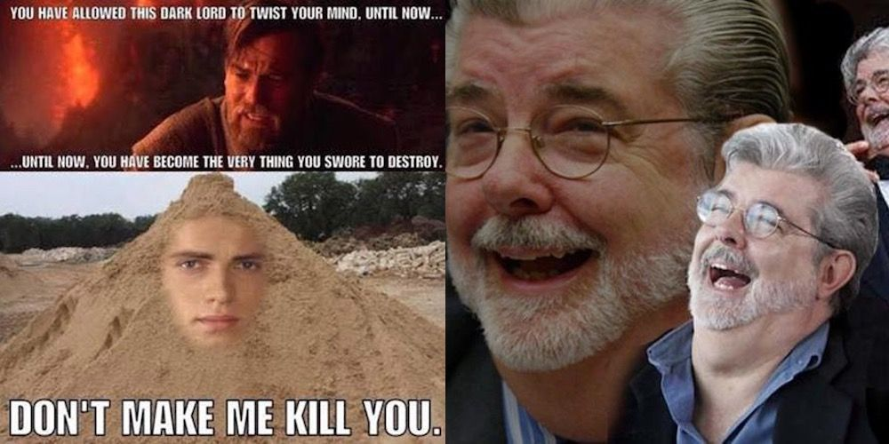 Agree with funny star wars memes for