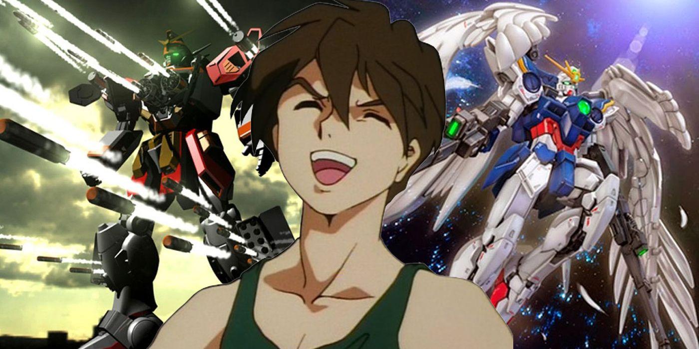 Gundam Wing: Interesting Facts About Heero Yuy | ScreenRant