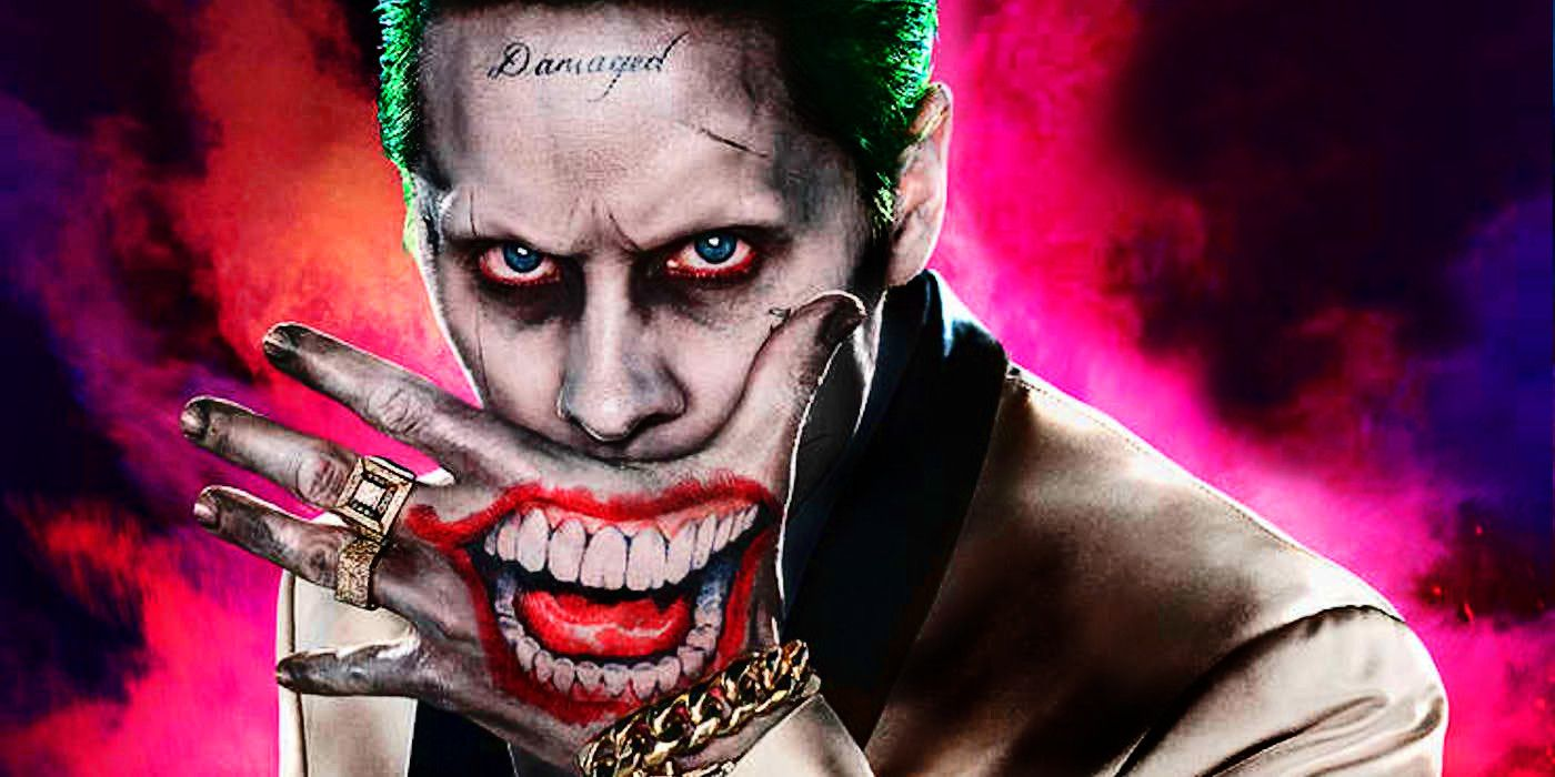 every dc movie featuring the joker explained screenrant