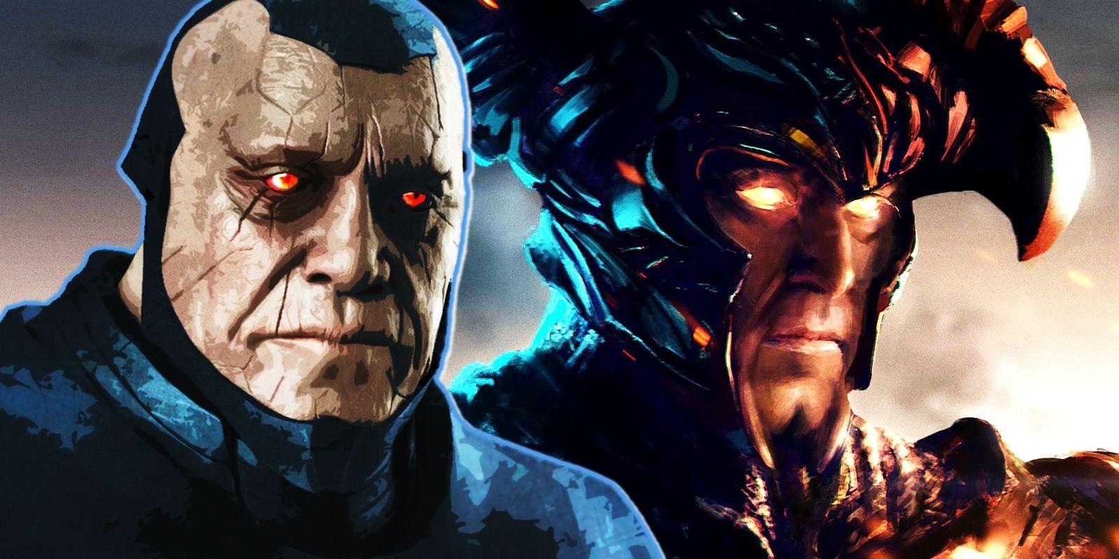 Justice League Movie Image Reveals Zack Snyder's Darkseid