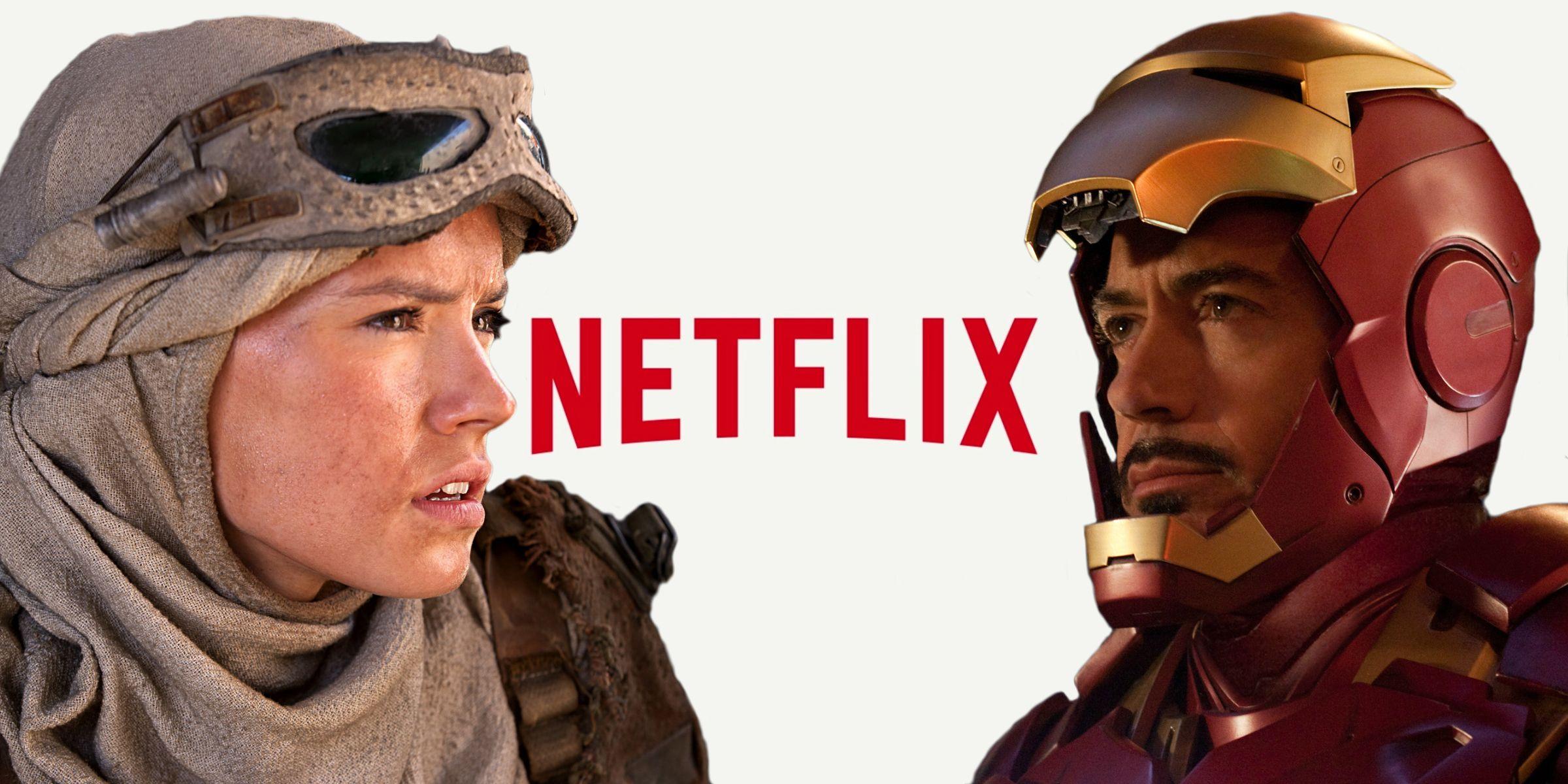 Netflix Keeping Star Wars & Marvel Movies?   ScreenRant