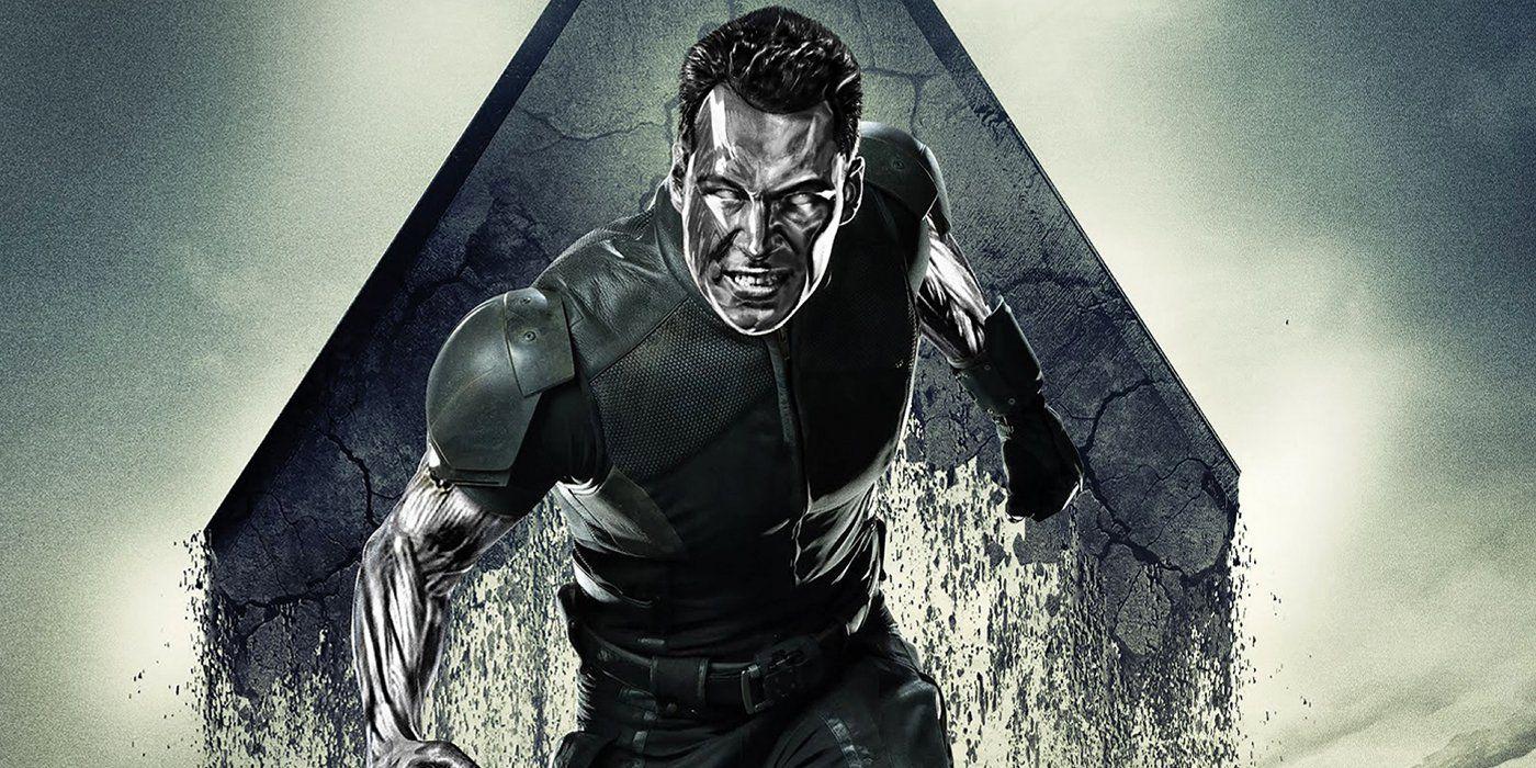 X Men The Last Stand Colossus Original Colossus Back...