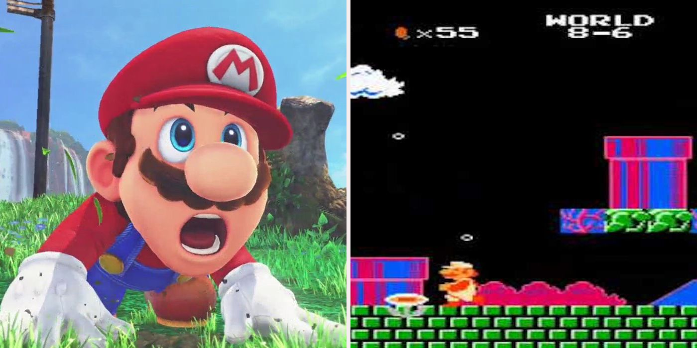 This is an image of Canny Mario Bros Picture