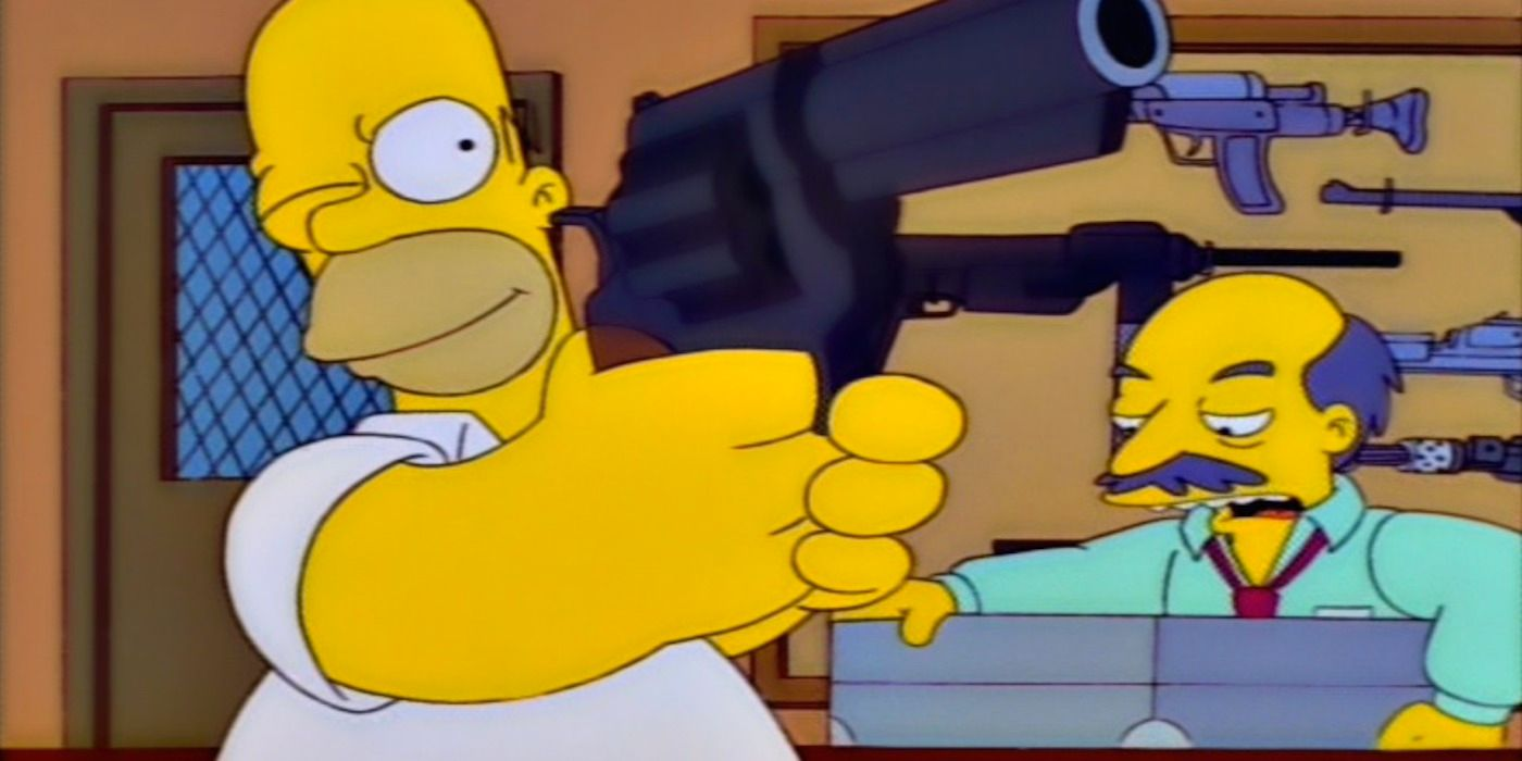 Homer Takes a Shot at DC Movies in Simpsons Season 30 Premiere Clip