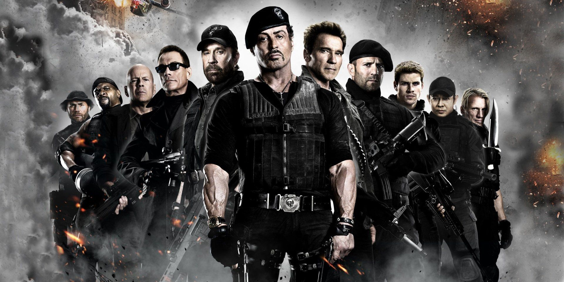 The Expendables 4 Like...