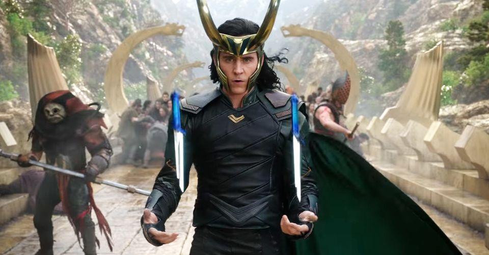 Loki Has Different Hair In Thor Ragnarok Art Screen Rant
