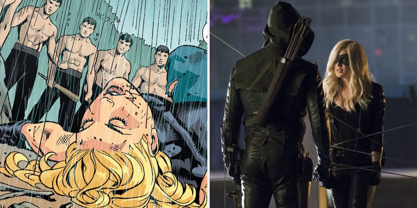 Worst Things That Happened To Black Canary | ScreenRant