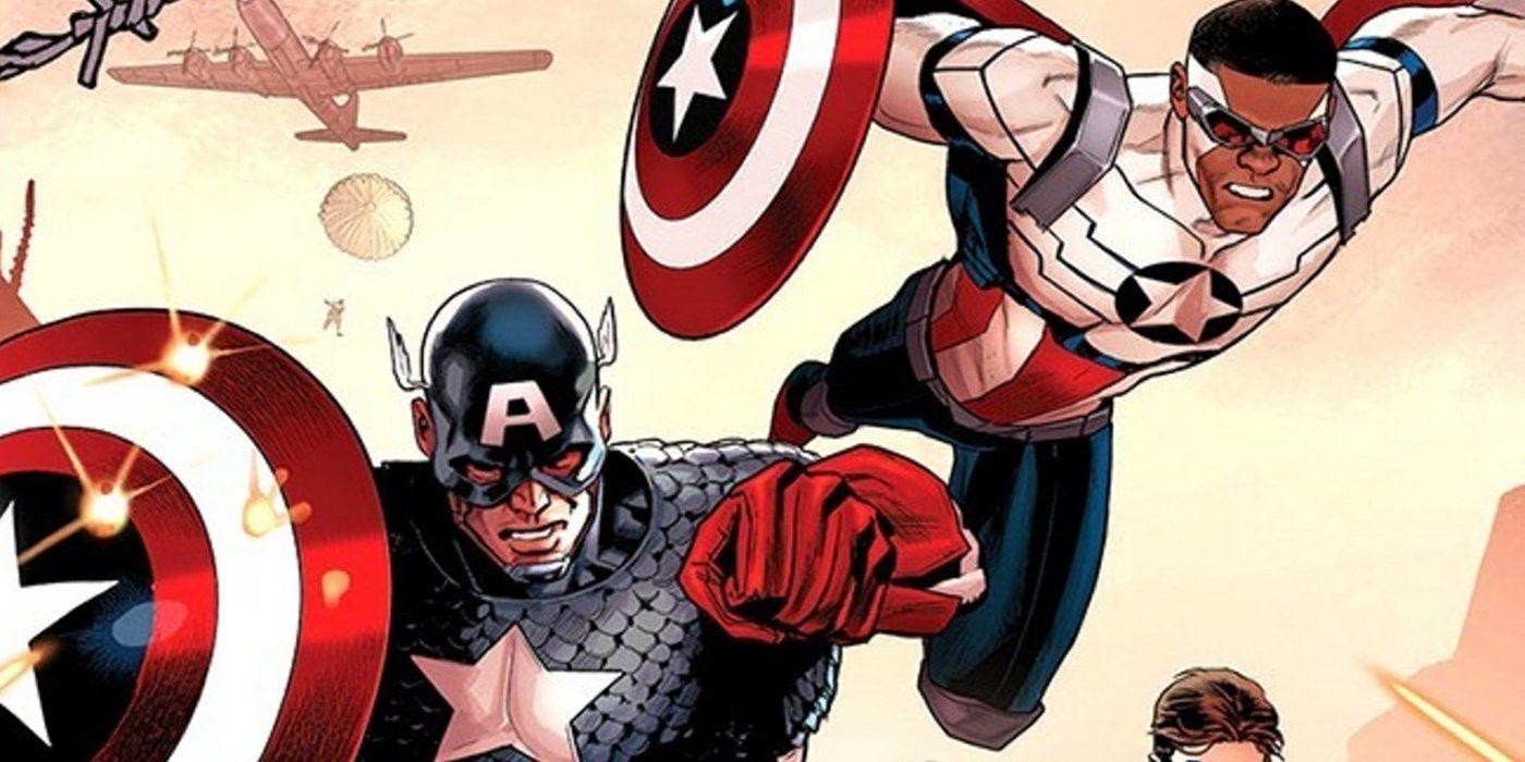 Falcon & Winter Soldier Writer Teases Future Captain America Mystery