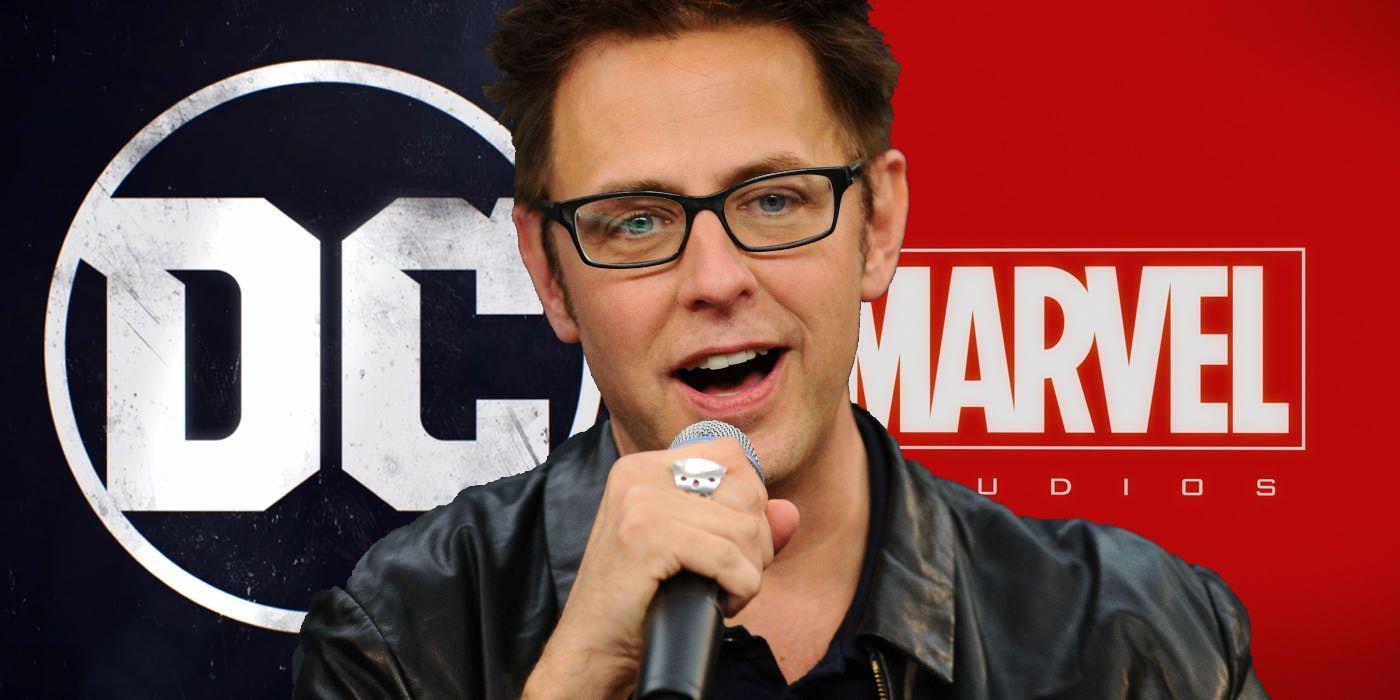 James Gunn At DC Proves Disney Made A Big Mistake