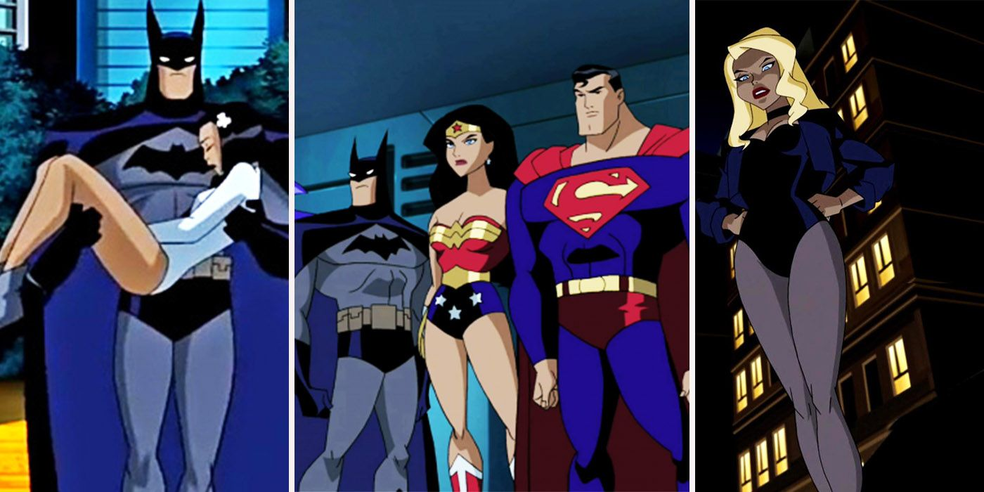 Cartoon Review: Justice League/Unlimited - Cephus' Corner |Justice League Unlimited Characters