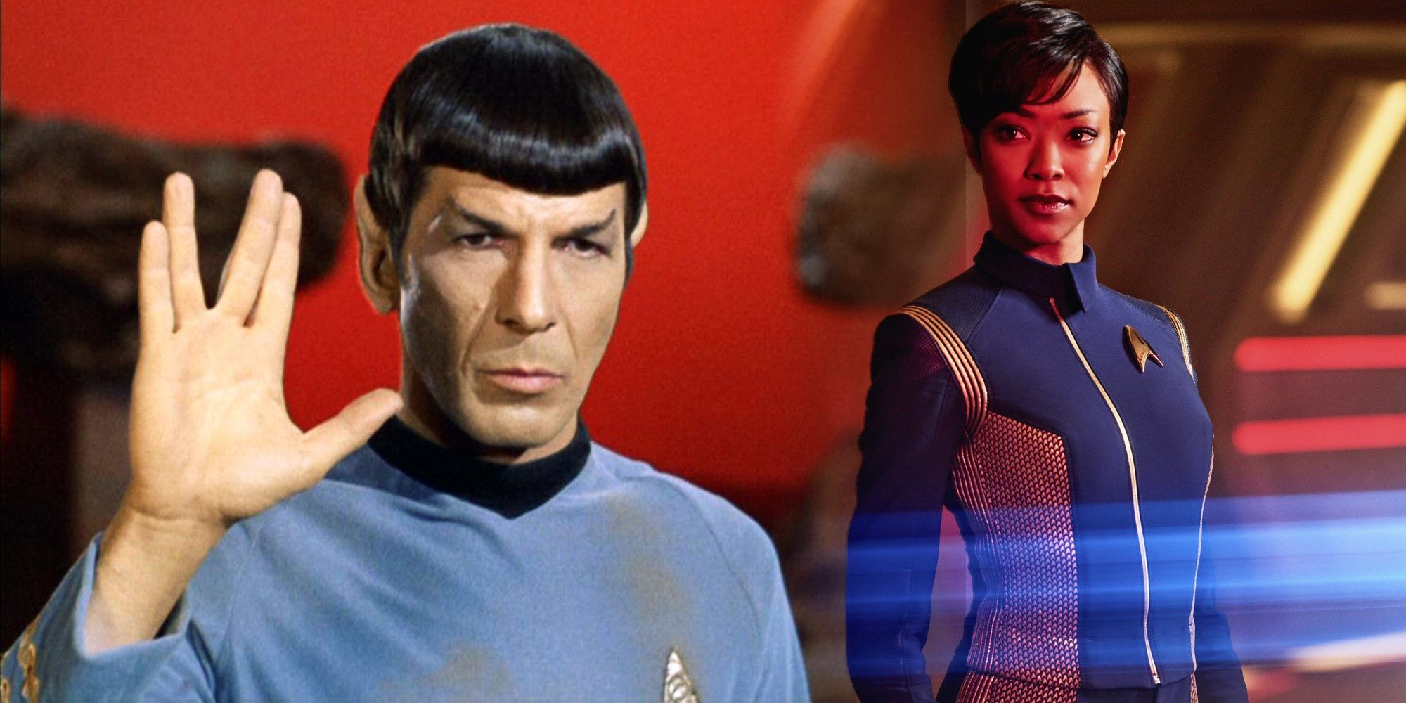 Star Trek Spok
