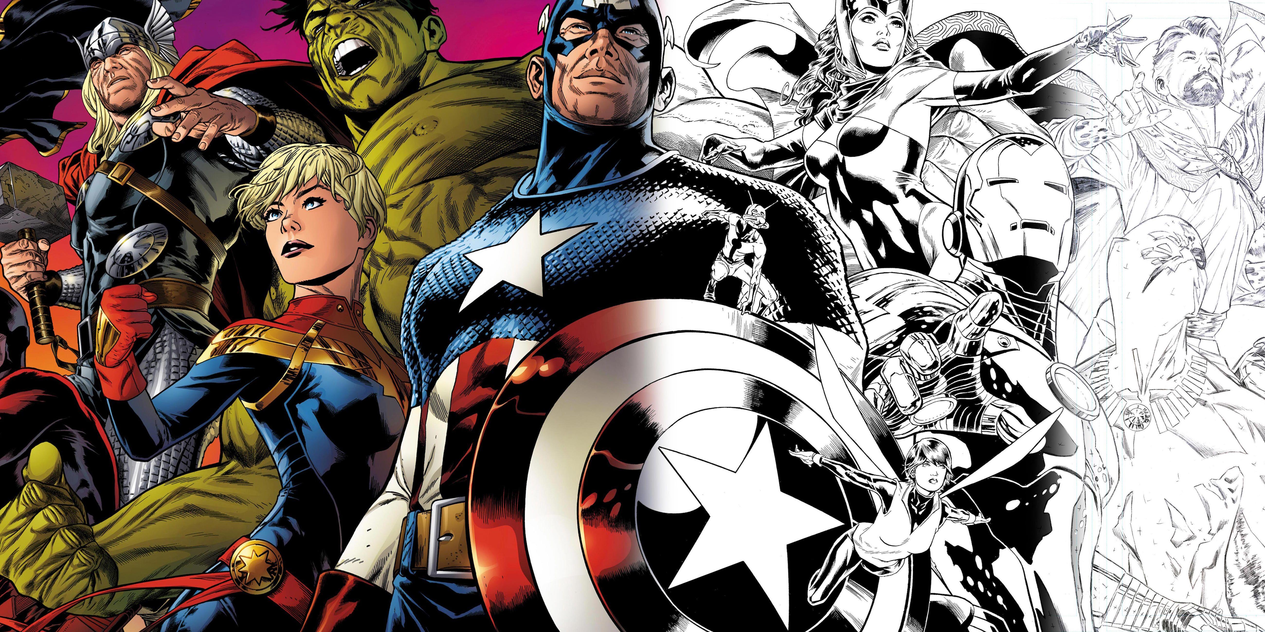 Avengers 1 000 000 Bc Marvel: Marvel Legacy Becomes 2017's Top Seller