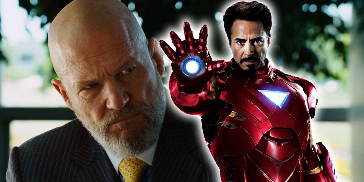 iron man almost had a different main villain screenrant