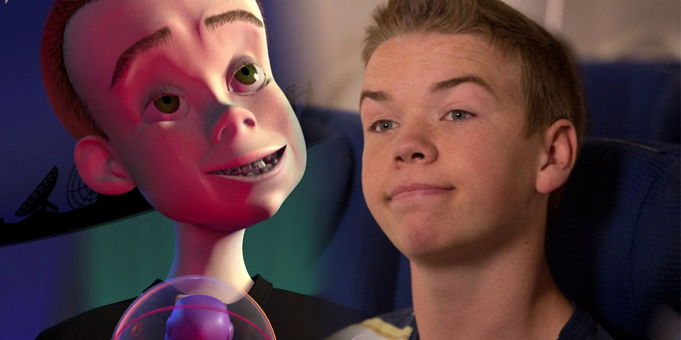 Will Poulter Dresses As Toy Story S Sid Screenrant